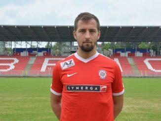 Adam Fousek v dresu Zbrojovky Brno