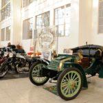 V Brně i ve Slavkově si dnes lidé prohlédnou historické vozy