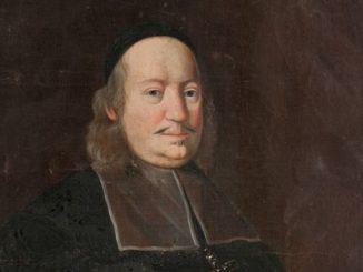 Portrét olomouckého biskupa Karla z Lichtensteinu-Castelcorna, okolo 1680
