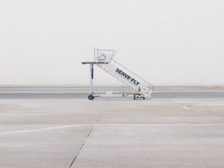 Moravský letiště - ilustrační foto