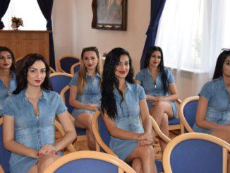 Finalistky Miss Roma 2019