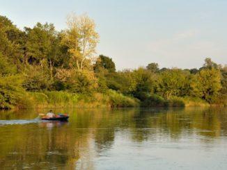 Řeka Morava - ilustrační foto