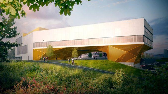 Nová budova Simulačního centra pro výuku budoucích lékařů