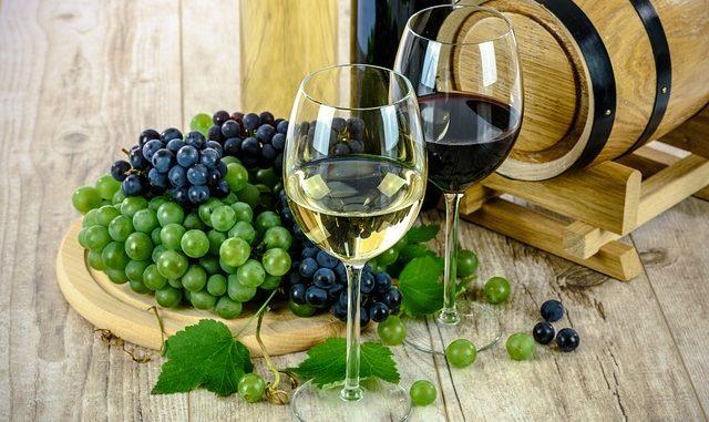 V soutěži uspěla moravská vína, ilustrační foto.