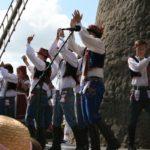 Na úpatí Bílých Karpat probíhají folklorní Horňácké slavnosti, potrvají do neděle