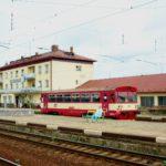 Ještě letos začne oprava železniční tratě u Křižanova včetně rekonstrukce nádraží