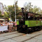 Brno dnes slavilo 150 let MHD. Lidickou ulici zaplnily tisíce lidí