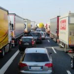 Na hraničních přechodech se Slovenskem komplikuje dopravu blokáda tamních dopravců