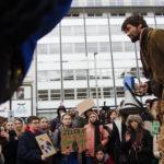 Další demonstrace za boj proti klimatickým změnám. V Brně se akce se zúčastnily tři stovky lidí všech generací
