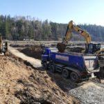 Povodí Moravy obnovilo malou vodní nádrž Smolenská u Jevíčka