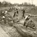 Před osmdesáti pěti lety se zahajovala stavba Baťova kanálu. Za čtyři roky bylo hotovo