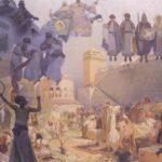 Moravský Krumlov uvítá návrat Slovanské epopeje na Moravu. Na Muchovo dílo se důkladně připraví