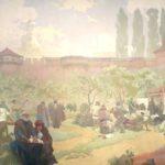 Moravský Krumlov se chystá na Slovanskou epopej. Připravuje výstavní prostory