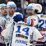 Kometa porazila Liberec a dělí se se s Třincem o první příčku extraligy