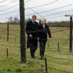 Ministři zahraničí si na moravsko-rakouské hranici připomněli 30. výročí pádu želené opony