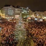 Moravská města se chystají na zahájení vánočních trhů. V Brně už začaly
