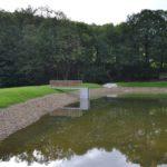 Lesníci obnovují vodní nádrže na severní Moravě a ve Slezsku. V letošním plánu je šest rekonstrukcí