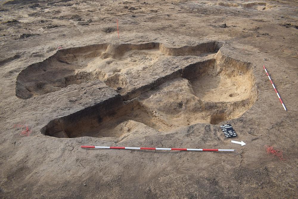 c-14 Archeologický věk datování