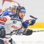 Hokejisté Vítkovic čtyřmi góly otočili duel s Brnem