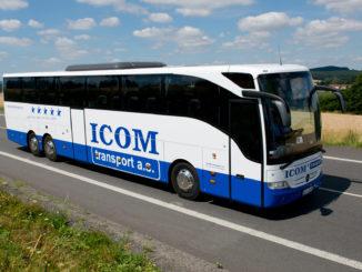 Autobus Icomtransport