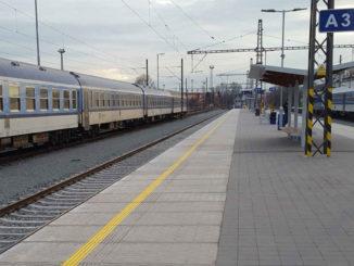 Provizorní Dolní nádraží