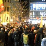 Lidé na náměstích moravských měst žádali odstoupení Babiše