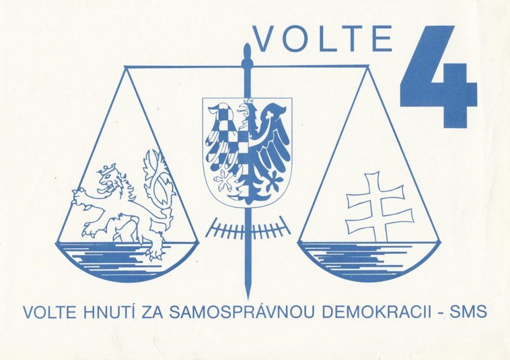 HSD-SMS plakát