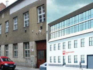 Brno charita dům sociální služby Bratislavská