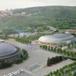Obrazem: Nová hala pro Kometu dostala tvář, bude stát na výstavišti