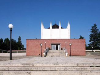 Brno krematorium Ernst Wiesner