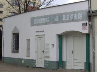Mešita Brno Štýřice