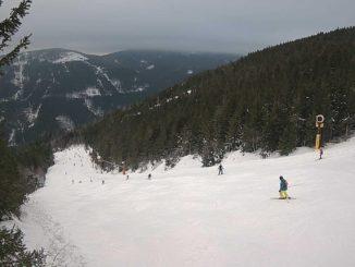 Dolní Morava Sněžník lyžování