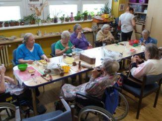 Domov důchodů domov pro seniory