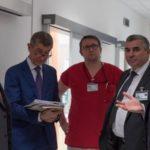 Stavba nové budovy největší porodnice v ČR je priorita, ujišťuje po návštěvě Brna vláda