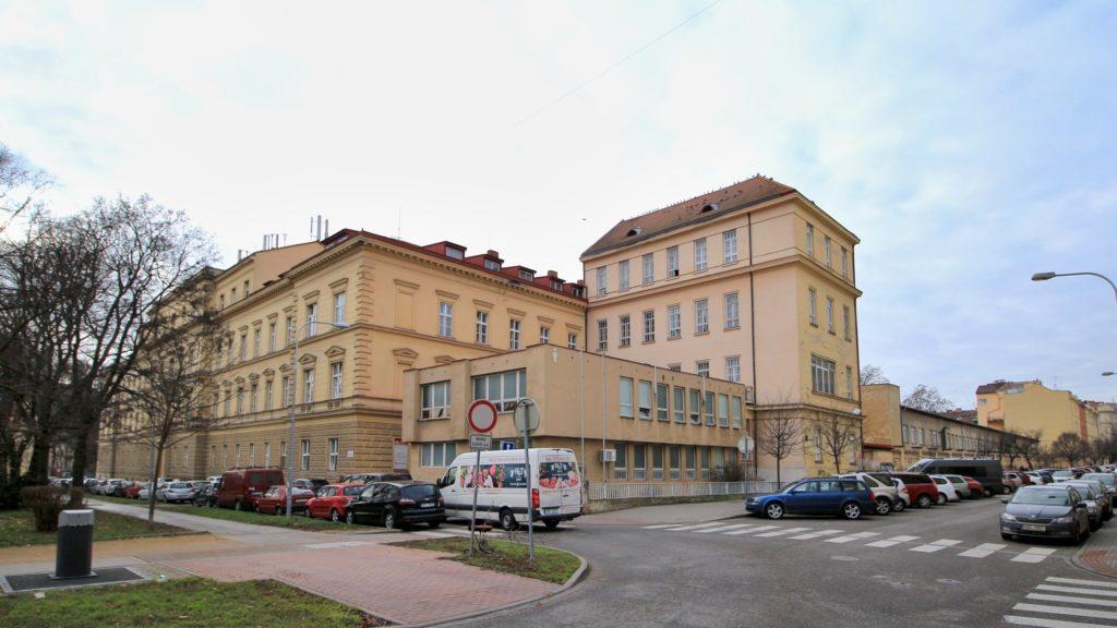 FN Brno porodnice Obilní trh