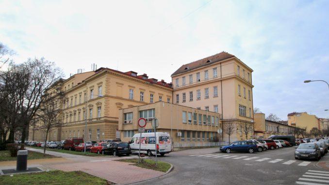 FN Brno porodníce Obilní trh