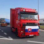 Aktuálně: Slovenská hraniční blokáda pokračuje, vytvořily se kolony