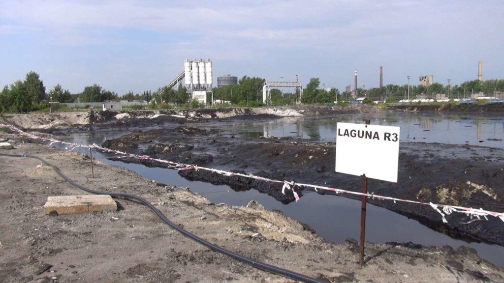 Ostrava laguna OSTRAMO DIAMO