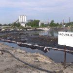 Ostravské laguny jsou postupně likvidovány. Do konce roku mají být odvezeny všechny kaly