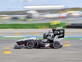 TU Brno Racing Team Dragon 9 Student Formula