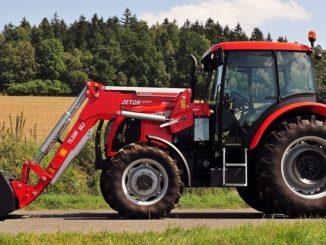 Zetor Brno traktor