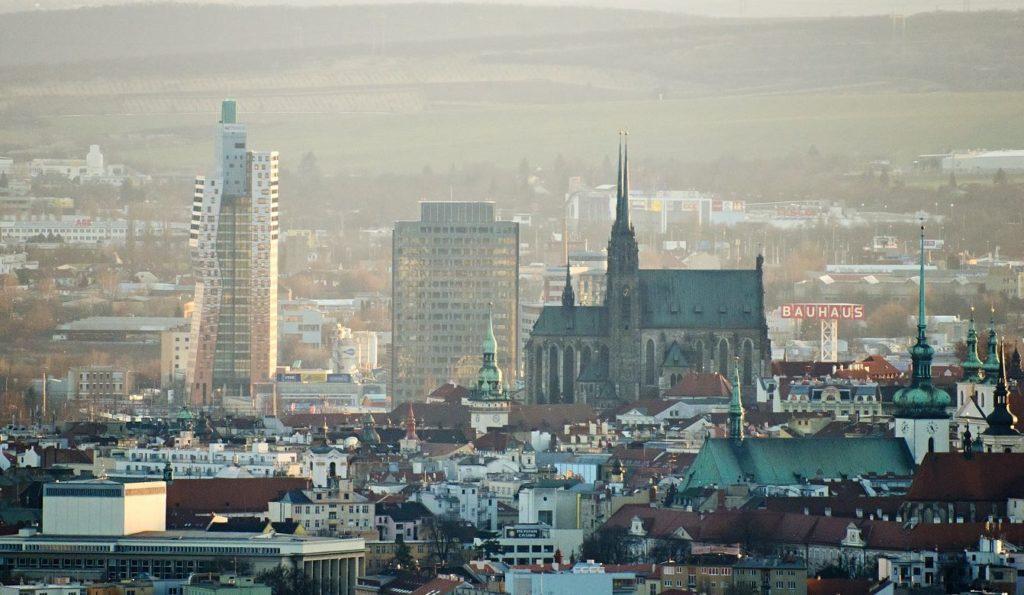AT Tower Brno