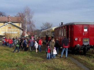 historická železnice