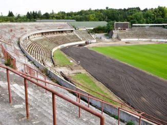 Brno stadion za Lužánkami