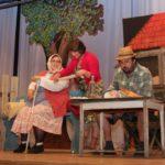 Principálka ochotnického divadla Hrozen potvrzuje  slova Jana Wericha, že je humor vážná věc