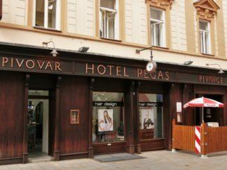 Pivovar Pegas Brno Morava