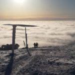 Tradiční zimní putování po moravsko-slezské hranici nabídne poučné běžkařské vyžití