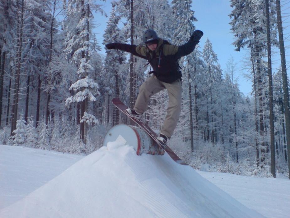 cervena voda city ski