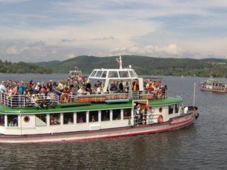 Loď Dallas Brno