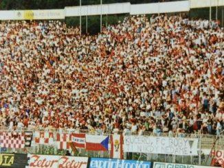 Stadion Za Lužánkami 1996 Zbrojovka Slavia